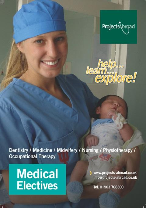 Projects Abroad Leaflet - Medical Electives