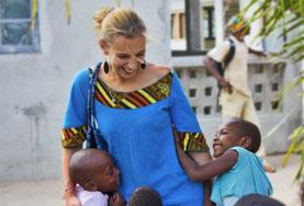 Volunteer on a Care project overseas