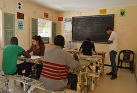 Professional Micro-finance Consultants work with local entrepreneurs on sustainable business plans as part of this volunteer placement.