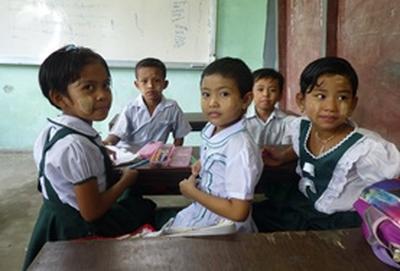 Volunteer Myanmar